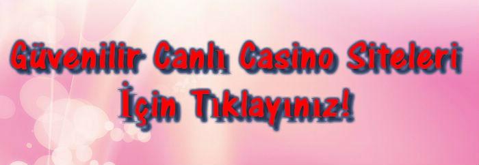 Canlı Casino Sitesi