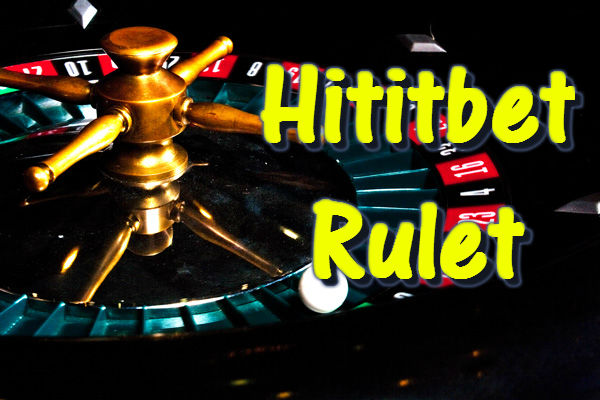 Hititbet Rulet 2016