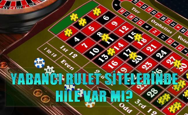 hilesiz yabancı rulet siteleri, Güvenilir rulet siteleri, Avrupa'nın rulet oynama siteleri